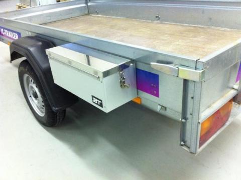 Kända 010050 - Förvaringslåda för bilsläpvagn | Transcomponent UH-48